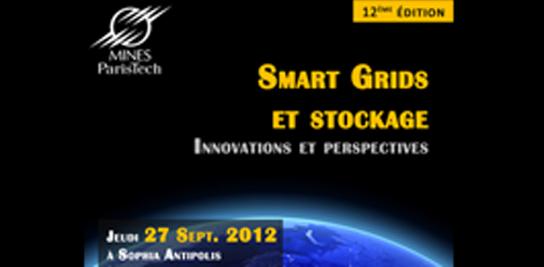 Smart Grids et stockage: innovations et perspectives