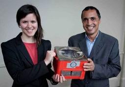 «Prakti Design» 2e mondiale de la Global social venture competition (GSVC) à Berkeley