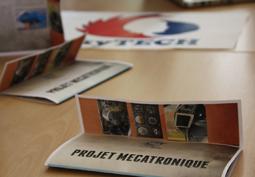 Forum Mécatronique 2012 à MINES ParisTech
