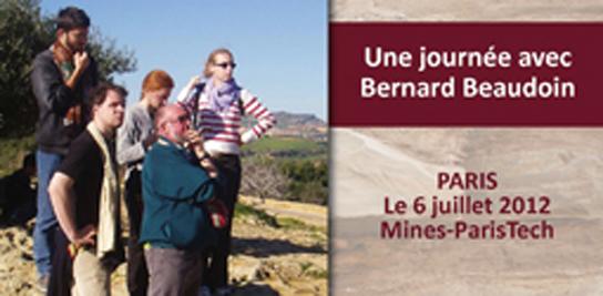 Une journée avec Bernard Beaudoin