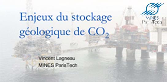 Enjeux du stockage géologique du CO2