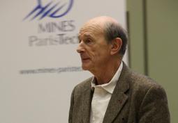 Jean-Louis Etienne à MINES ParisTech