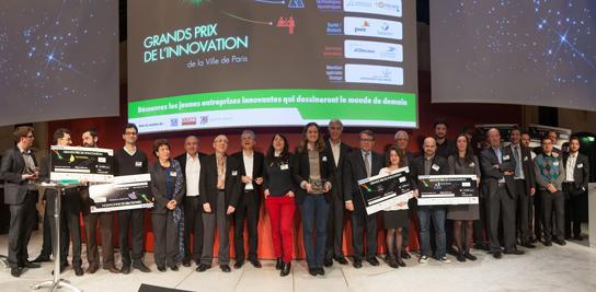 Grands prix de l'innovation 2012