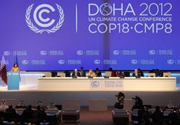 MINES ParisTech à la COP 18, à Doha