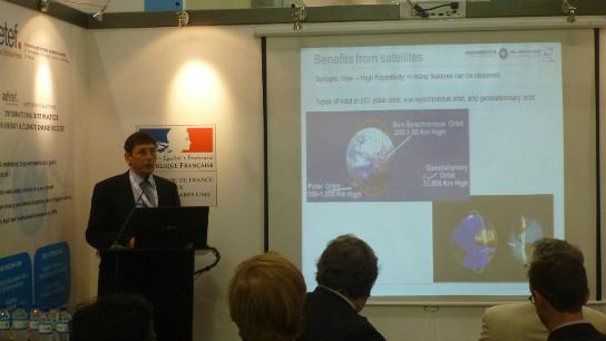 MINES ParisTech au WFES 2013 à Abu Dhabi