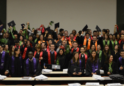 Remise de diplômes de MS et de BADGE à MINES ParisTech