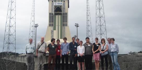 Voyage d'étude de l'option Géostatistique en Guyane