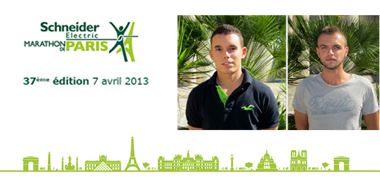 Marathon de Paris : nos élèves s'y risquent