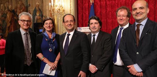 Des mesures pour favoriser la création d'entreprises en France
