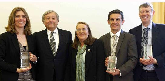 Remise du Prix Maurice Allais de Science Économique