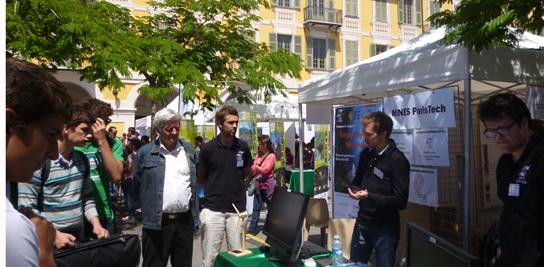 Le Printemps des Chercheurs, un festival scientifique