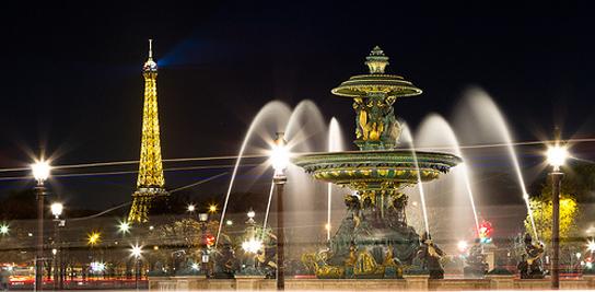 Paris by Night sous l'œil des étudiants