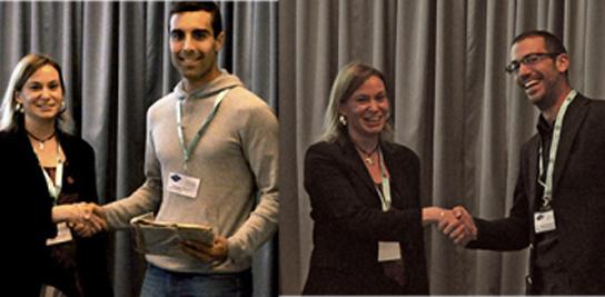 Tetrahedron IV : deux étudiants du CEMEF MINES ParisTech récompensés