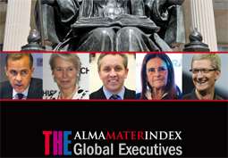 THE Alma Mater Index Global Executives