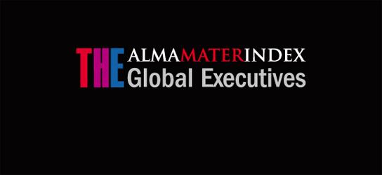 THE Alma Mater Index Global Executives
