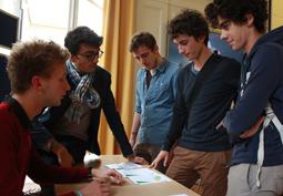 Plus qu'une école d'ingénieurs : un tremplin pour des projets ouverts sur le monde