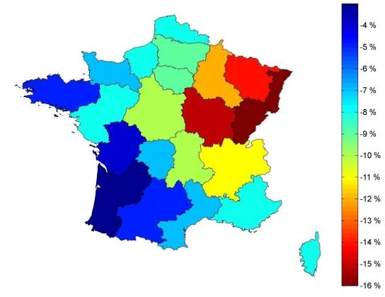 Déficit de rayonnement solaire en France en 2013 : pas si exceptionnel !