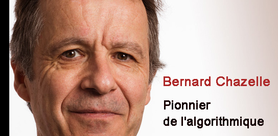 Bernard Chazelle : un homme d'exception