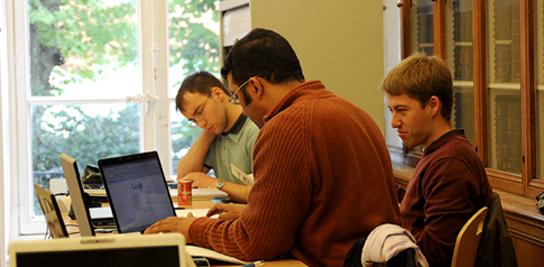 Docteurs MINES ParisTech 2012