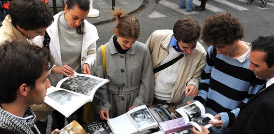 Record d'affluence pour la semaine Athens