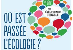 Suivez les Débats du Développement durable