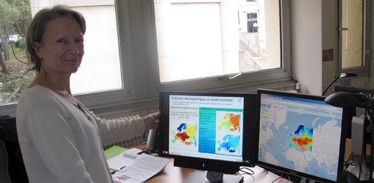 Santé humaine et pollution atmosphérique