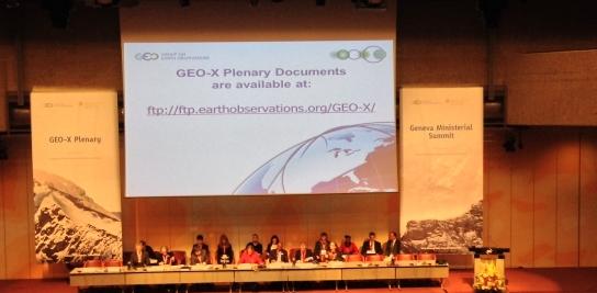 Reconduction du GEOSS jusqu'en 2025, avec la contribution du Centre O.I.E. - MINES ParisTech