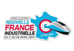 Train de la Nouvelle France Industrielle 2014
