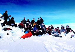 La semaine ski-maths
