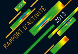 Rapport d'activit� 2013