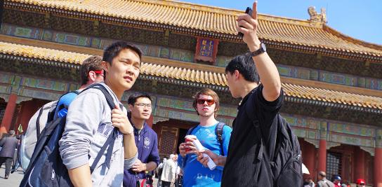 10 ans d'échanges culturels franco-chinois