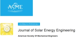Philippe Blanc nommé éditeur associé du Journal of Solar Energy Engineering