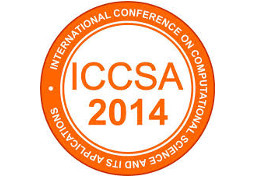 Communication scientifique prim�e pour le Centre O.I.E. lors de la conf�rence internationale ICCSA 2014