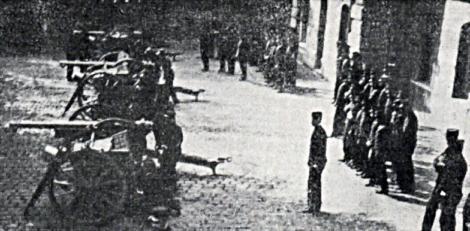 L'École des mines de Paris et la guerre  14-18