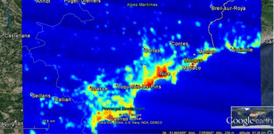 Des satellites pour la chasse au gaspi ?