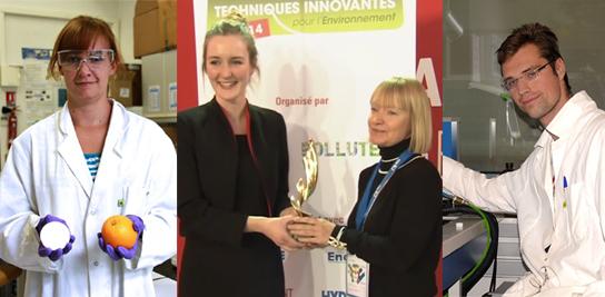 Tatiana Budtova, lauréate du Prix ADEME des Techniques Innovantes pour l'Environnement