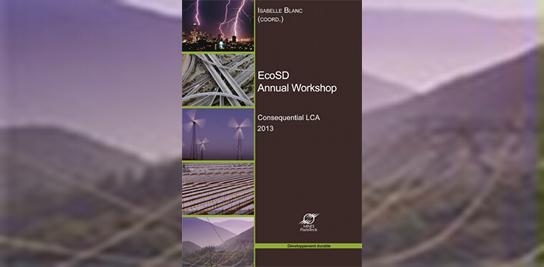Publication des actes de l'atelier thématique annuel EcoSD