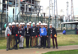 MIG Alternatives Energétiques du Futur 2014-2015 : « power to gas »