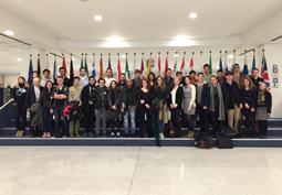 La semaine européenne Athens de mars 2015