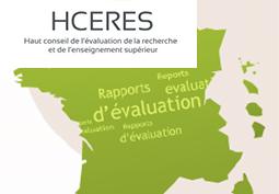 Évaluation : rapport positif de l'AERES