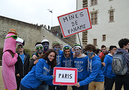 Cartel 2015: MINES ParisTech prix du fair-play !
