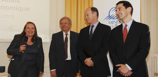 Prix Maurice Allais de Science économique 2015