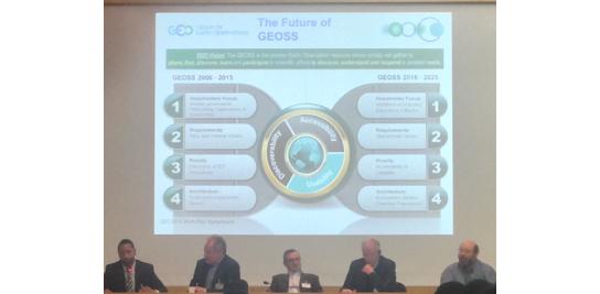 En route vers le futur système global d'observation de la Terre (GEOSS)