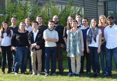 Rentrée doctorale P2015 au Centre des Matériaux