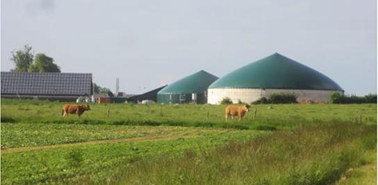 Biogaz: un serveur de propriétés thermophysiques en ligne