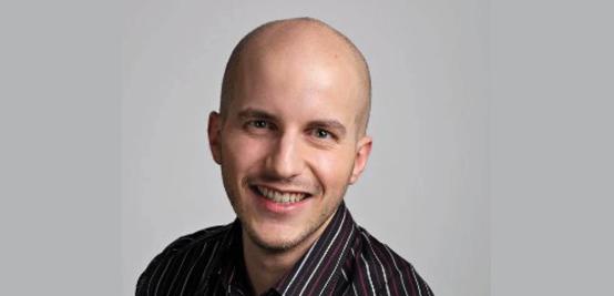 Rencontre avec Jonathan Houver, jeune donateur de la Fondation