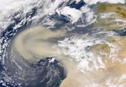 Analyser les tempêtes de sable