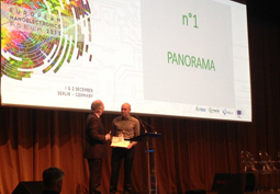 Récompense internationale pour PANORAMA