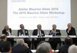 Retour sur les ateliers Maurice Allais  de juin 2016