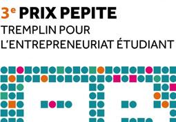 3<sup>e</sup> Prix Pépite